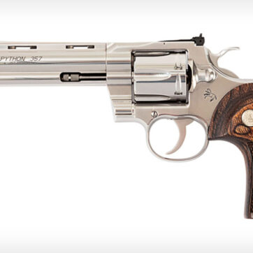 Colt PYTHON 6 for Sale