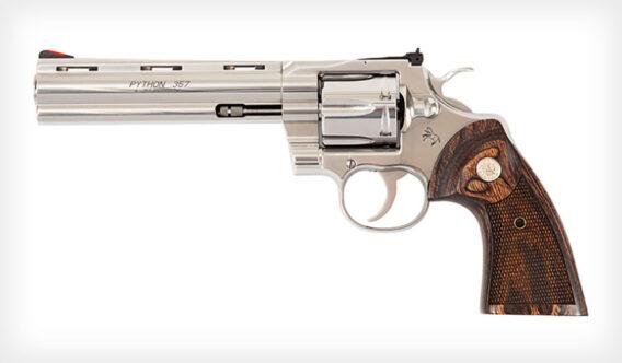 Colt PYTHON 6 for Sale